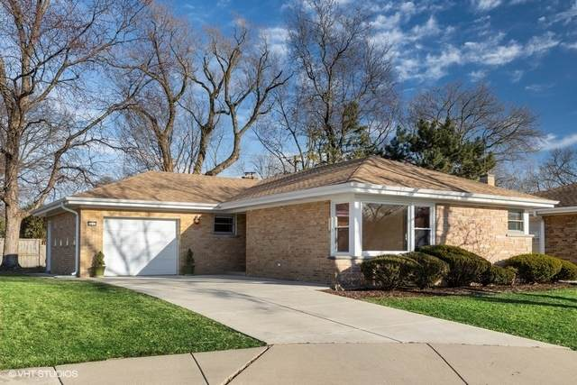5617 N Knox Avenue, Chicago, IL 60646 (MLS #10663996) :: Property Consultants Realty