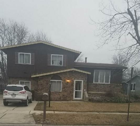 22803 Valley Drive, Richton Park, IL 60471 (MLS #10664372) :: Property Consultants Realty