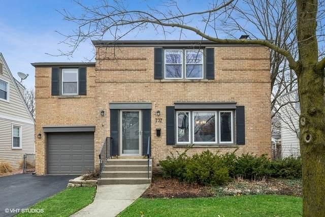 737 Homestead Road, La Grange Park, IL 60526 (MLS #10664400) :: Touchstone Group