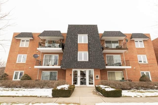 10801 S Keating Avenue 3SW, Oak Lawn, IL 60453 (MLS #10664561) :: John Lyons Real Estate