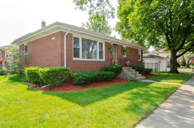 5619 Church Street, Morton Grove, IL 60053 (MLS #10664738) :: Baz Network | Keller Williams Elite