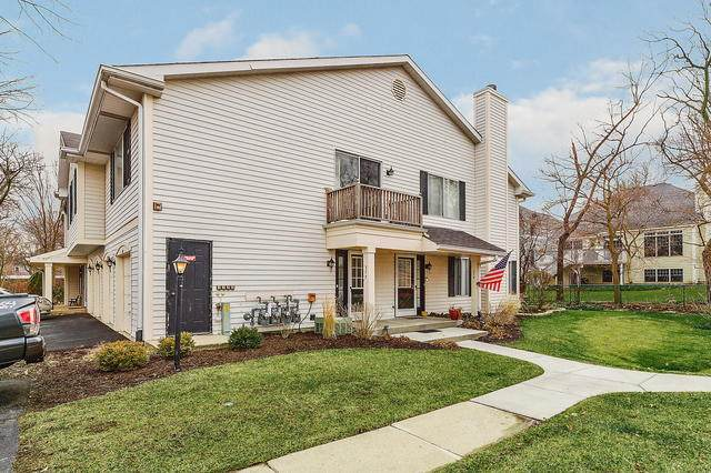 377 Coventry Court 4-5, Clarendon Hills, IL 60514 (MLS #10664845) :: Property Consultants Realty
