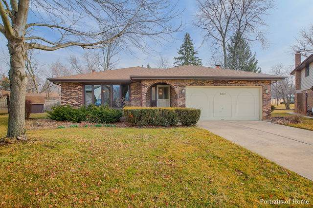 8301 Regency Court, Willow Springs, IL 60480 (MLS #10664941) :: The Wexler Group at Keller Williams Preferred Realty