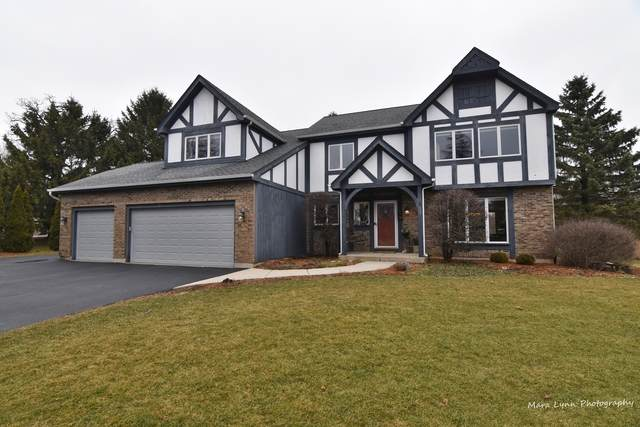 736 Jamestowne Road, Sleepy Hollow, IL 60118 (MLS #10664968) :: Knott's Real Estate Team