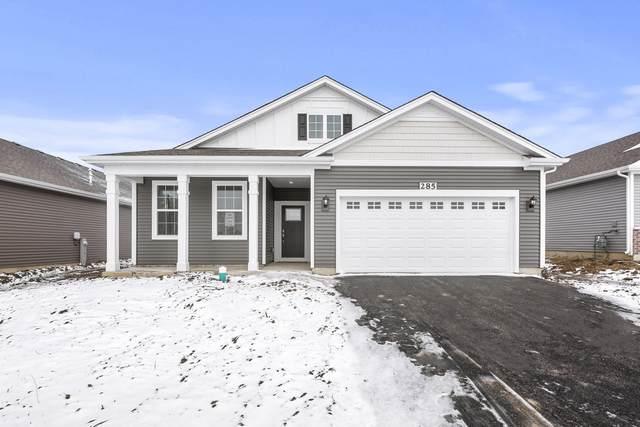 285 Durham Street, North Aurora, IL 60542 (MLS #10665008) :: The Wexler Group at Keller Williams Preferred Realty