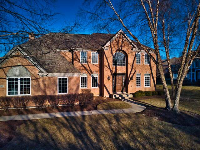 710 Mason Lane, Lake In The Hills, IL 60156 (MLS #10665101) :: Century 21 Affiliated