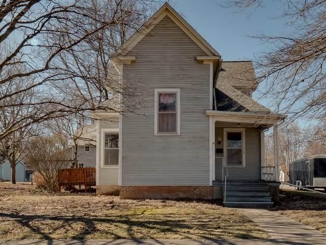 208 N East Street, Lexington, IL 61753 (MLS #10665151) :: Janet Jurich