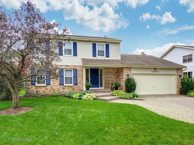 2809 Crabtree Lane, Northbrook, IL 60062 (MLS #10665214) :: Angela Walker Homes Real Estate Group