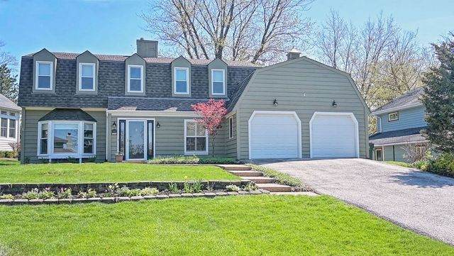 5557 S Quincy Street, Hinsdale, IL 60521 (MLS #10665484) :: Property Consultants Realty