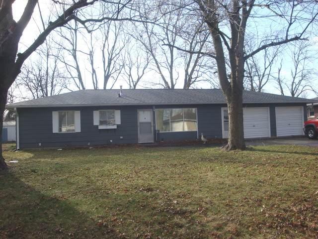 518 N Third Street, Cissna Park, IL 60924 (MLS #10665519) :: John Lyons Real Estate