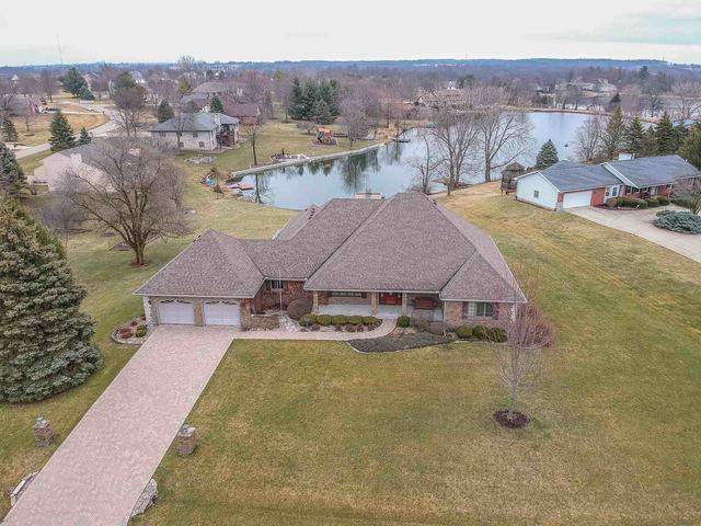 9241 Abbey Way, Downs, IL 61736 (MLS #10665664) :: Jacqui Miller Homes