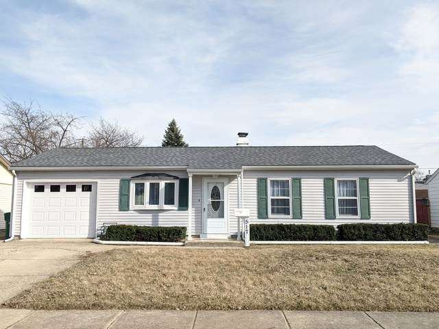 517 Camden Avenue, Romeoville, IL 60446 (MLS #10665819) :: The Wexler Group at Keller Williams Preferred Realty