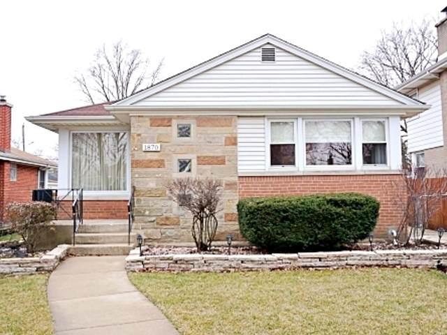 1870 Belleview Avenue, Westchester, IL 60154 (MLS #10665856) :: Angela Walker Homes Real Estate Group
