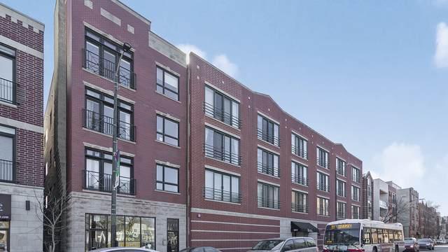 2011 W Belmont Avenue #210, Chicago, IL 60618 (MLS #10665873) :: Knott's Real Estate Team