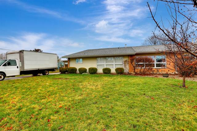 1503 Golfview Road, Rantoul, IL 61866 (MLS #10665880) :: Ryan Dallas Real Estate