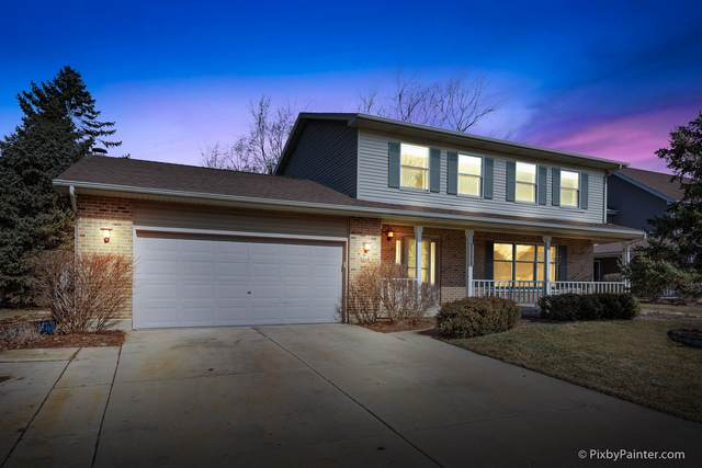 3418 W Lorient Drive, Mchenry, IL 60050 (MLS #10665969) :: Suburban Life Realty