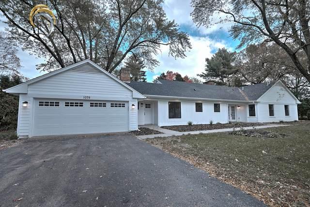 1079 Old Elm Lane, Glencoe, IL 60022 (MLS #10665993) :: Janet Jurich