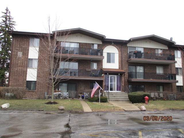 5235 James Lane #1210, Crestwood, IL 60418 (MLS #10666032) :: Century 21 Affiliated