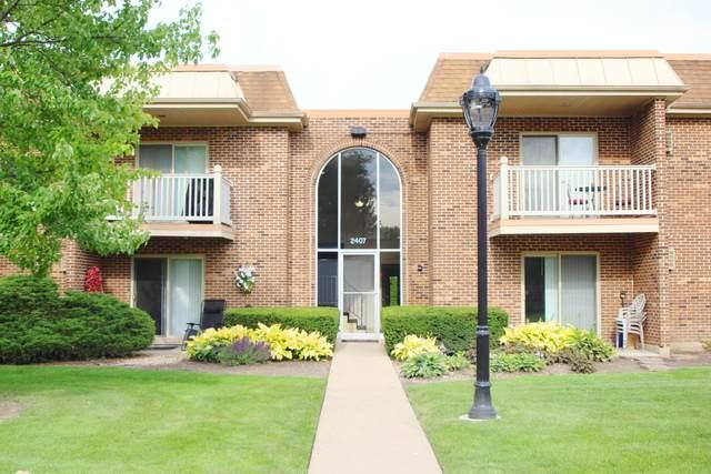 2407 N Kennicott Drive 2B, Arlington Heights, IL 60004 (MLS #10666048) :: Property Consultants Realty