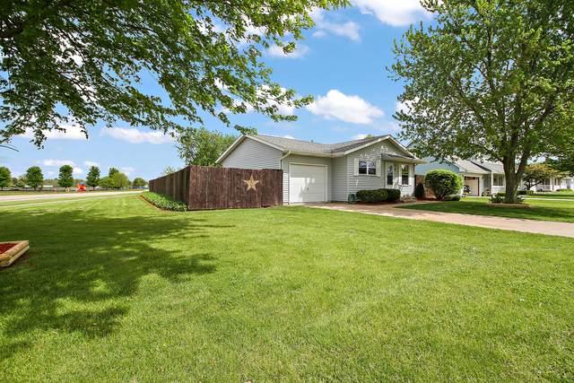 490 N Mulberry Street, Herscher, IL 60941 (MLS #10666066) :: Angela Walker Homes Real Estate Group