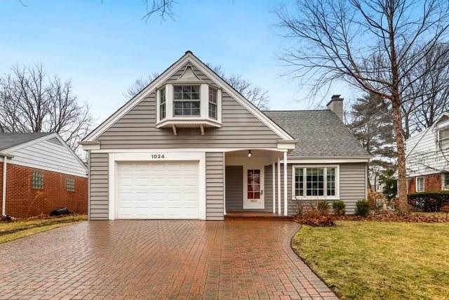 1024 Oakwood Avenue, Des Plaines, IL 60016 (MLS #10666072) :: Ryan Dallas Real Estate