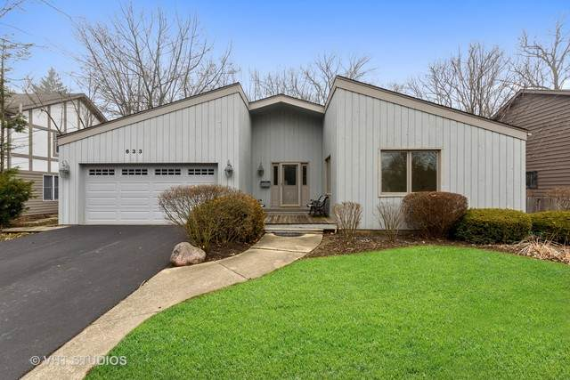 633 Euclid Court, Highland Park, IL 60035 (MLS #10666110) :: The Wexler Group at Keller Williams Preferred Realty