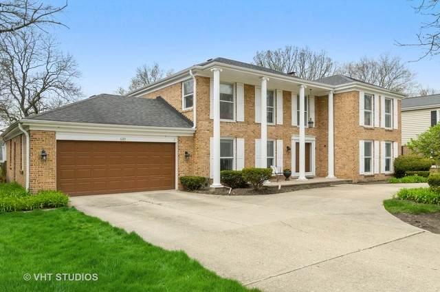 620 Charlemagne Drive, Northbrook, IL 60062 (MLS #10666219) :: Ryan Dallas Real Estate