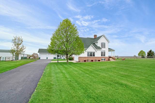 1492 N 42nd Road, Earlville, IL 60518 (MLS #10666243) :: Property Consultants Realty