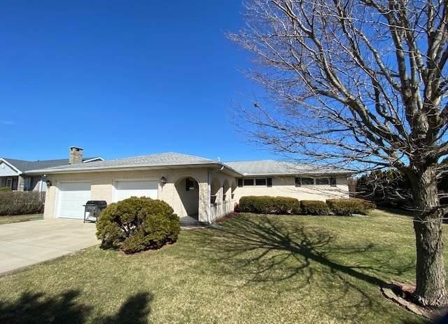 1688 3200 N Road, Rantoul, IL 61866 (MLS #10666338) :: Ryan Dallas Real Estate