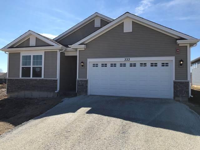 333 South Fork Drive, Gurnee, IL 60031 (MLS #10666359) :: Helen Oliveri Real Estate