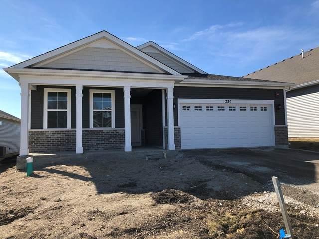 339 South Fork Drive, Gurnee, IL 60031 (MLS #10666362) :: Helen Oliveri Real Estate