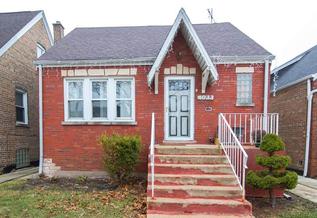 4033 W 57TH Place, Chicago, IL 60629 (MLS #10666389) :: John Lyons Real Estate