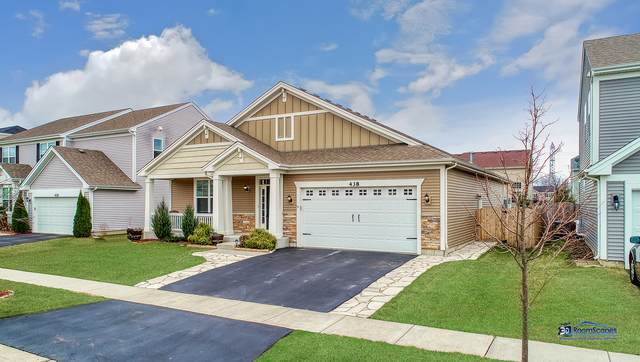 438 Minuet Circle, Volo, IL 60073 (MLS #10666671) :: The Wexler Group at Keller Williams Preferred Realty