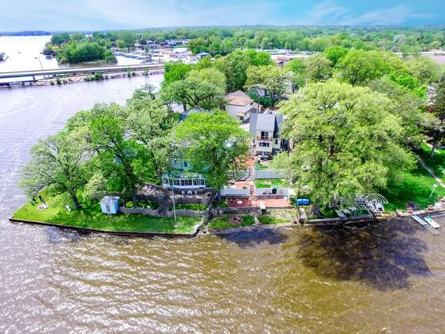 171 Riverside Island Drive, Fox Lake, IL 60020 (MLS #10666765) :: Ryan Dallas Real Estate
