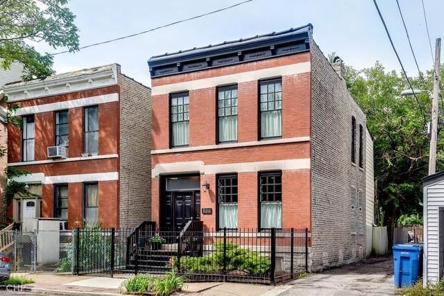 532 N Claremont Avenue, Chicago, IL 60612 (MLS #10666776) :: John Lyons Real Estate