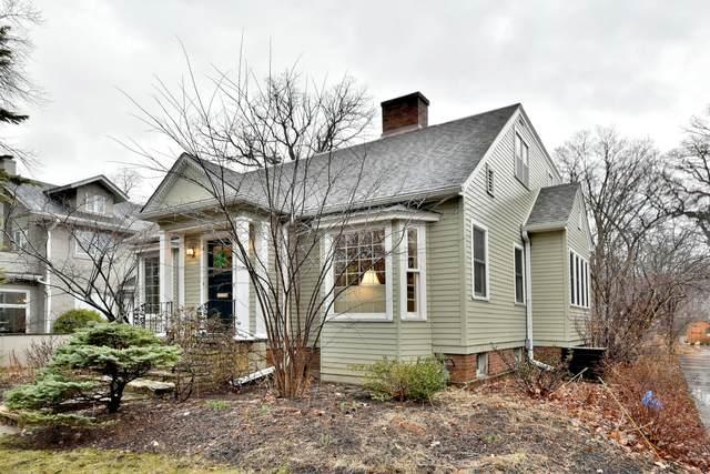1031 Thatcher Avenue, River Forest, IL 60305 (MLS #10667308) :: Angela Walker Homes Real Estate Group