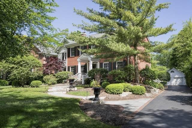 579 Hill Terrace, Winnetka, IL 60093 (MLS #10667405) :: Property Consultants Realty