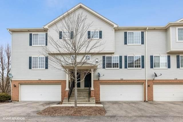 260 Evergreen Lane, Gilberts, IL 60136 (MLS #10667439) :: Suburban Life Realty