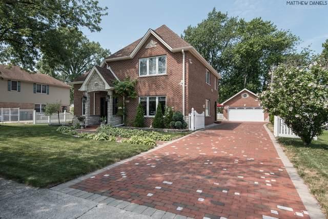 10840 Menard Avenue, Chicago Ridge, IL 60415 (MLS #10667638) :: Property Consultants Realty
