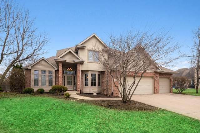 608 Cambridge Lane, Shorewood, IL 60404 (MLS #10667876) :: Suburban Life Realty