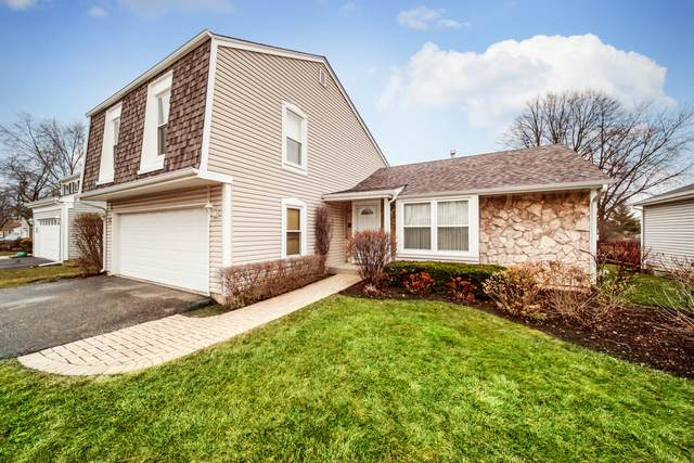 909 Saybrook Lane, Buffalo Grove, IL 60089 (MLS #10667897) :: Helen Oliveri Real Estate