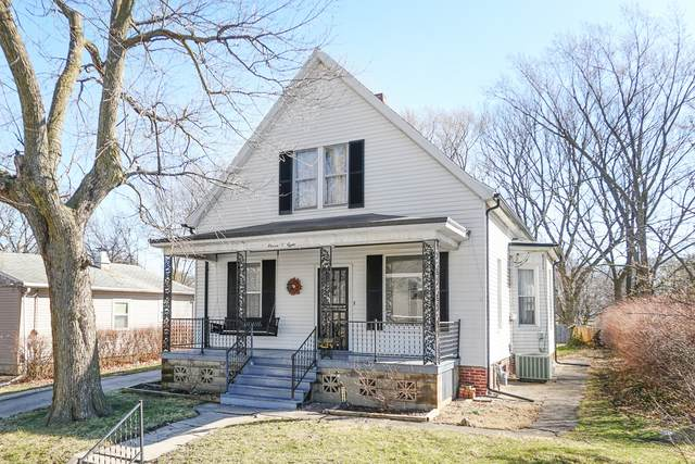 1108 S Clayton Street, Bloomington, IL 61701 (MLS #10667925) :: The Wexler Group at Keller Williams Preferred Realty