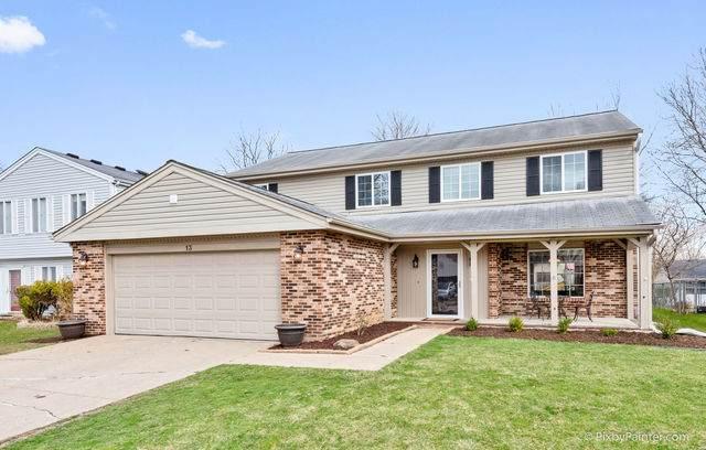 13 Manchester Lane, Vernon Hills, IL 60061 (MLS #10668002) :: Ryan Dallas Real Estate