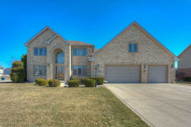 644 Fawn Circle, Lowell, IN 46356 (MLS #10668098) :: Property Consultants Realty