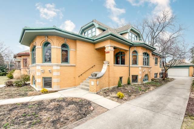 1210 N Grove Avenue, Oak Park, IL 60302 (MLS #10668194) :: John Lyons Real Estate