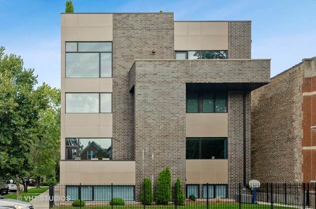 2131 N Claremont Avenue 2N, Chicago, IL 60647 (MLS #10668486) :: John Lyons Real Estate