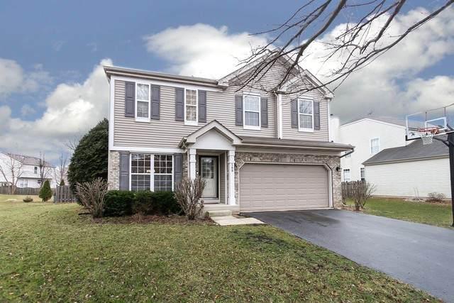 588 Suncrest Drive, Aurora, IL 60506 (MLS #10668578) :: Angela Walker Homes Real Estate Group