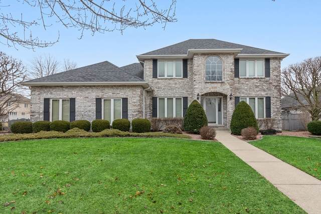 16405 Paw Paw Avenue, Orland Park, IL 60467 (MLS #10668597) :: Century 21 Affiliated