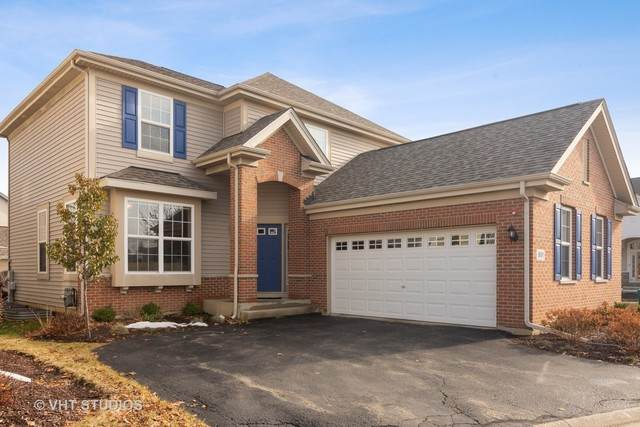 861 Savoy Court, Lake Zurich, IL 60047 (MLS #10668615) :: Helen Oliveri Real Estate