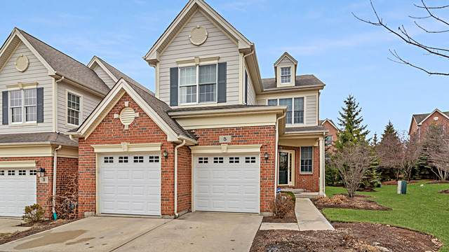 5 Winged Foot Drive, Hawthorn Woods, IL 60047 (MLS #10668678) :: Helen Oliveri Real Estate